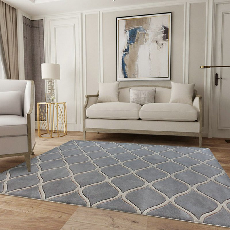 Classical Design Patterned Wool Carpets