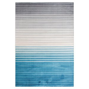 Softly Comfortable Gradient Stripes Rug