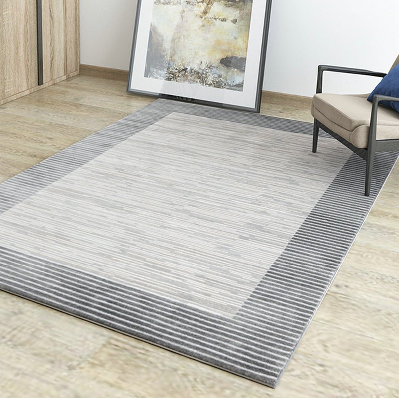 Large Grey Rug