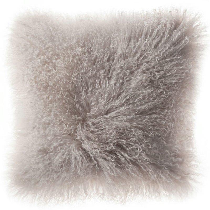 Sheepskin Pillow