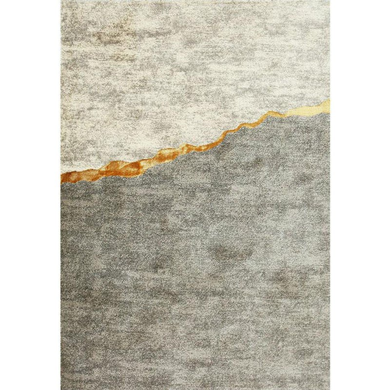 Golden Lined Rugs