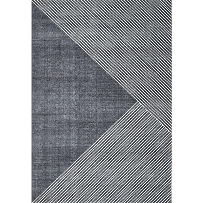 Gray Rug