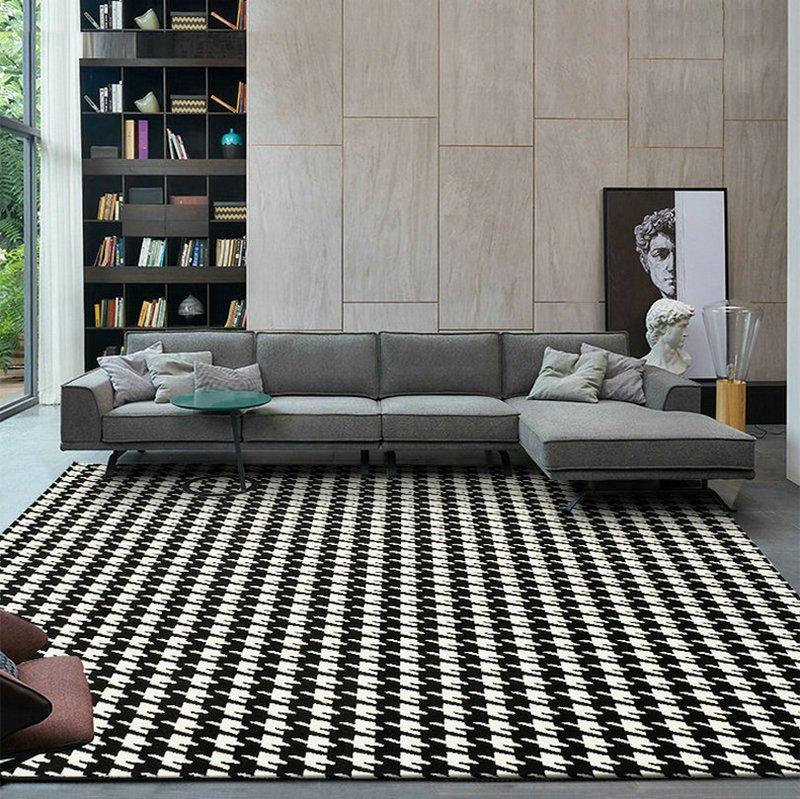 Checkered Rugs