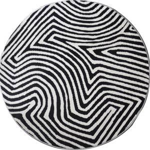 Geometric Round Rugs