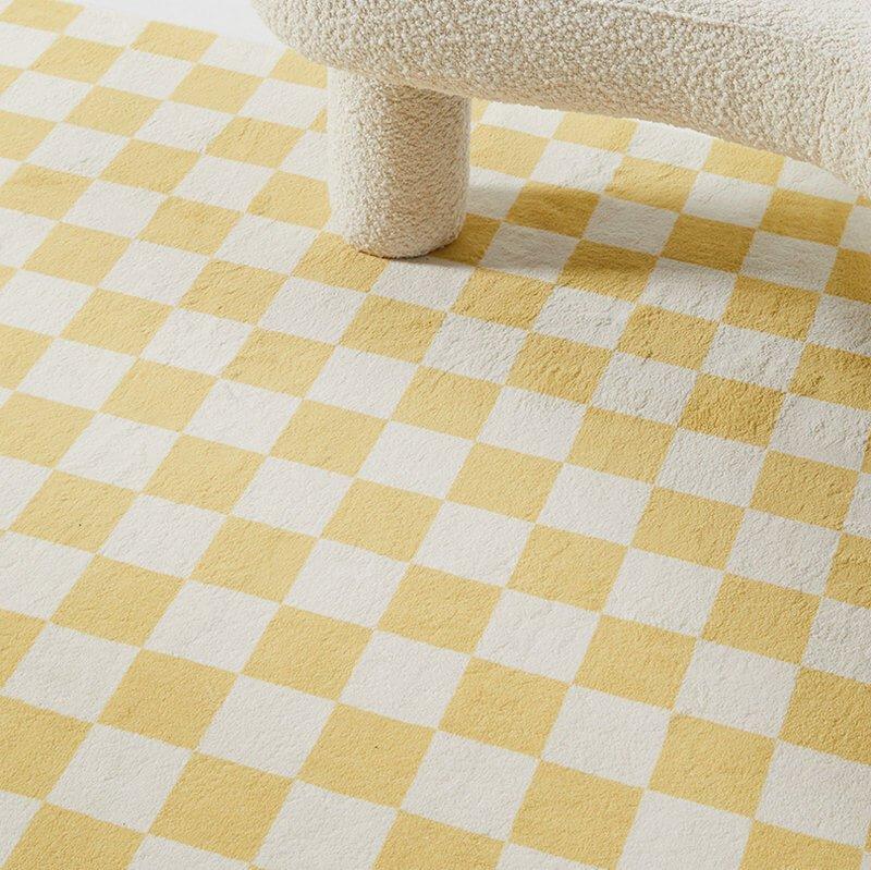 Checkerboard Rug