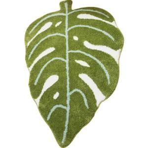 Green Leaf Rug