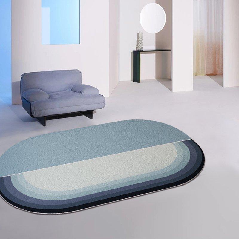 Oval Carpet
