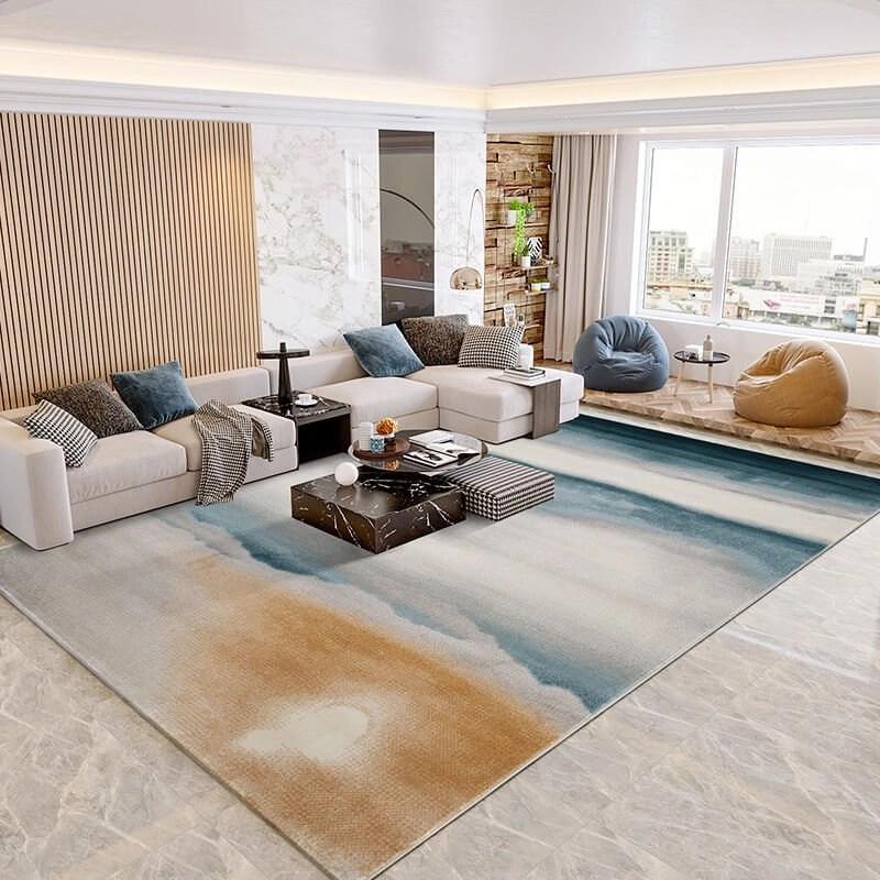 Modern Carpet for Living Room