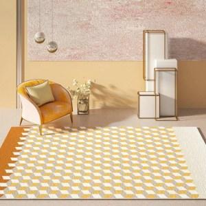 Cubic Pattern Rug