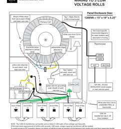 1200va transformer wiring diagram to 3 tempzone single conductor 24v rolls [ 900 x 1165 Pixel ]