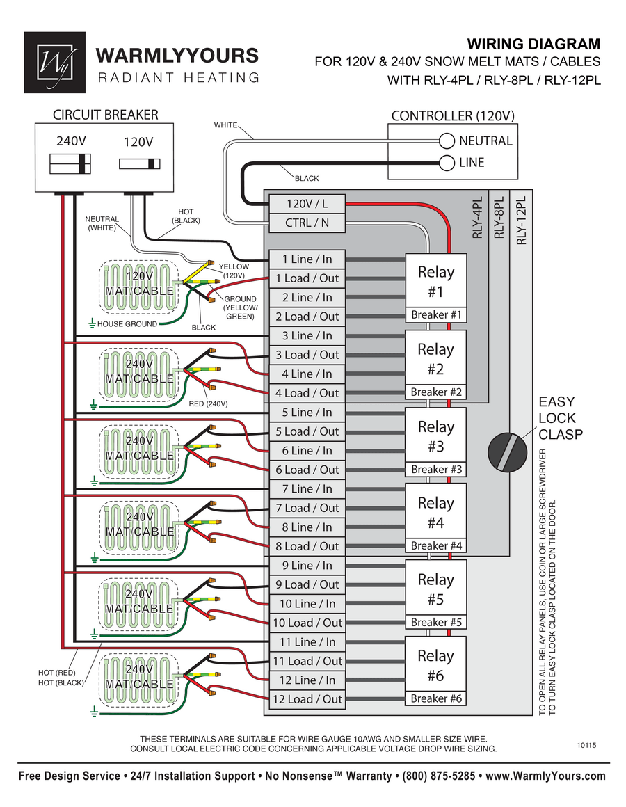 hight resolution of a relay wiring diagram