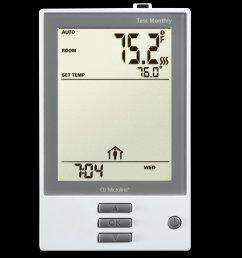 nhance udg 4999 nhance floor heating thermostat regulator mode labeled diagram [ 2000 x 2000 Pixel ]