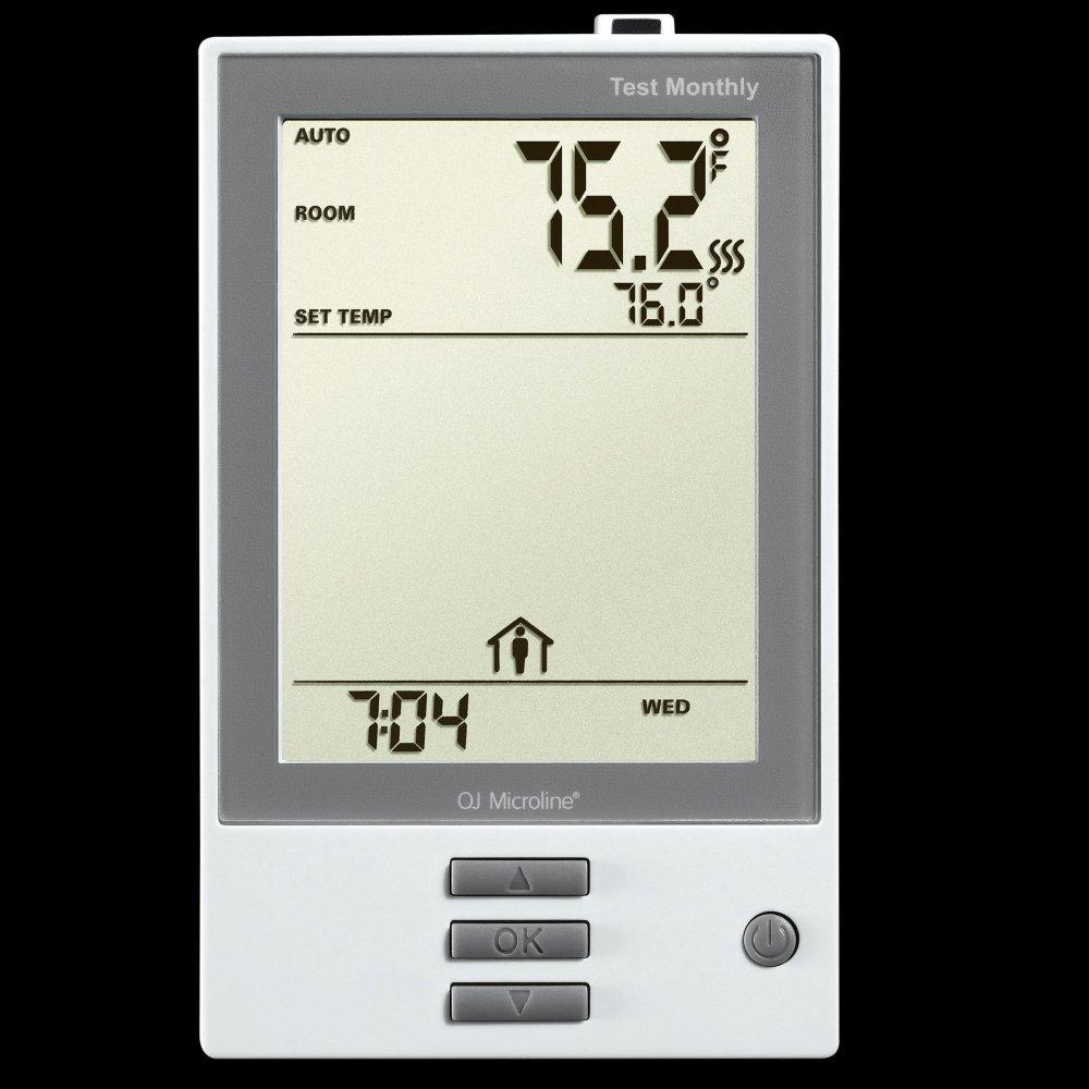 medium resolution of nhance udg 4999 nhance floor heating thermostat regulator mode labeled diagram