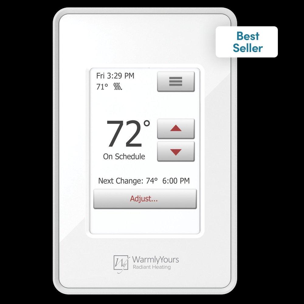 medium resolution of radiant heating thermostat wiring diagram