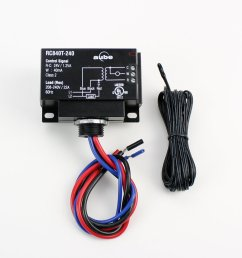 relay with built in transformer 240v floor sensor integration kit plus  [ 950 x 950 Pixel ]