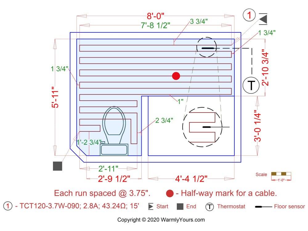 medium resolution of an installation plan