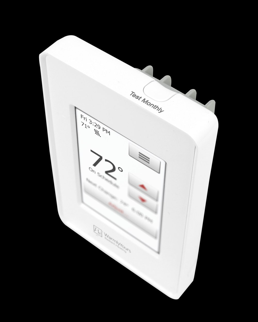 medium resolution of nspire touch programmable thermostat white