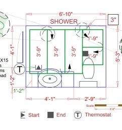tempzone flex roll example floorplan [ 1200 x 899 Pixel ]