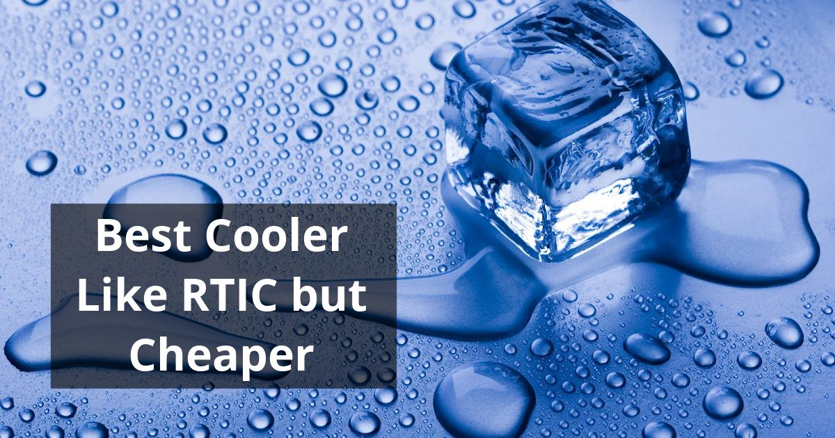 iceblock 1 - 5 Alternatives for RTIC coolers that will save you money