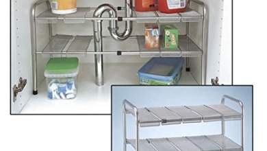 Best Expandable Under Sink Organizers Reviews