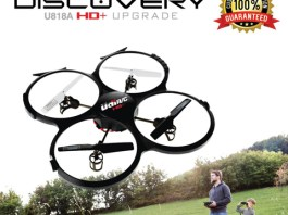 Best Quadcopters Under $100 Reviews