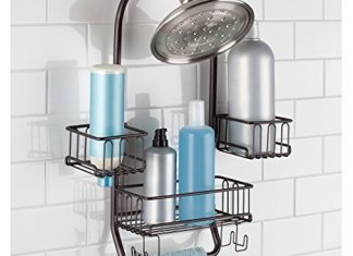 Stainless Steel Shower Caddies Reviews
