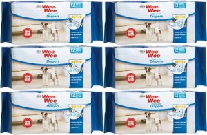 Best Dog Disposable Diapers Reviews