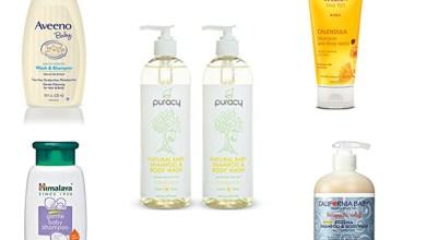 Natural baby shampoo Review