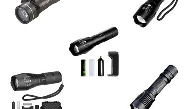 Brightest Tactical LED Flashlight Review