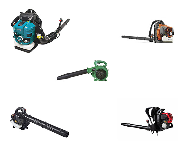 10 Best Gas Powered Leaf Blowers in 2018