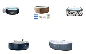 best portable Inflatable hot tub Reviews