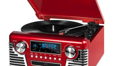 Best Record Players Under 500