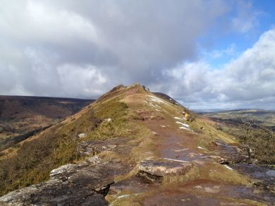 On The Black Hill / The Cats Back