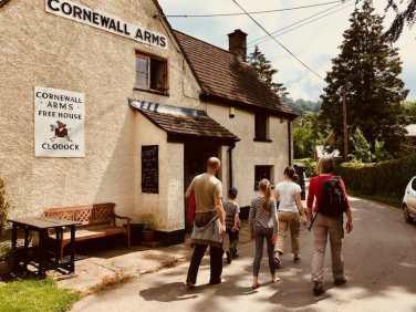 Cornewall Arms Pub, Clodock