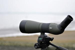 new spotting scope