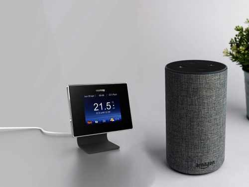 small resolution of controlling your smart thermostat with a smart speaker