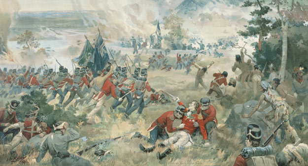 The Canadian War  1812 Virtual Exhibition