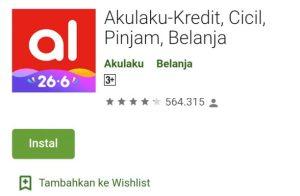 Aplikasi Pinjaman