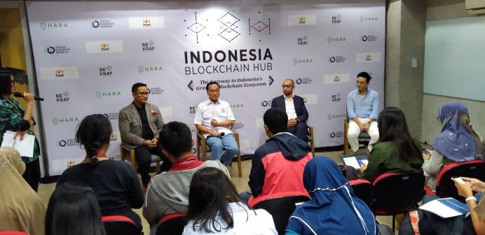 Peresmian Indonesia Blockchain Hub: Wadah Terbuka Pertama untuk Percepat Pertumbuhan Teknologi Blockchain di Indonesia