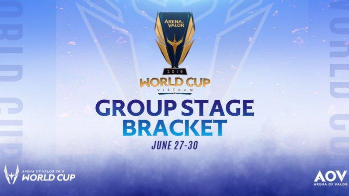 Hasil Drawing Group Stage AWC 2019: Tim Indonesia, EVOS.AOV Siap  Bersaing di Grup B