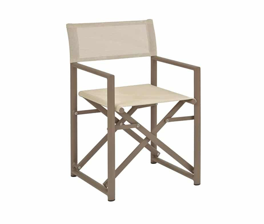folding chair uk yoga certification hitchcock traditional directors chairs beige