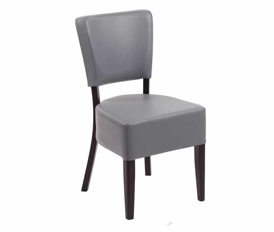 Sena Restaurant Chairs  Fully Upholstered Side Chairs for