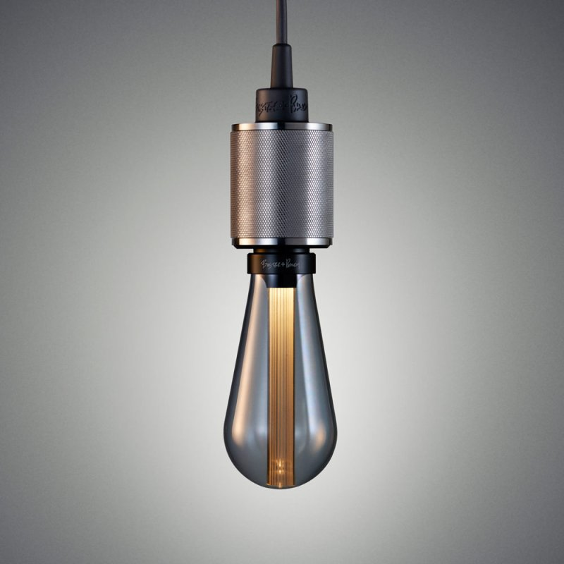 NBUSTER   PUNCH BUSTER BULB smoked   steel OFF