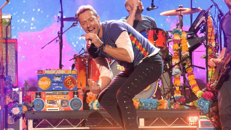 coldplay tiny e