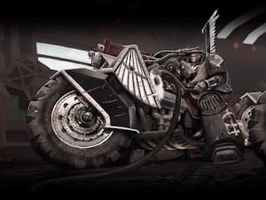 Ravening Biker