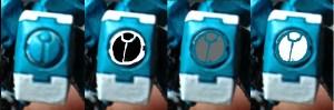 Tau Symbols