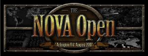 NoVA Open 2011 Logo