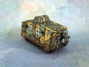 FoW-GW-GE - A7V - 03 Front