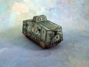 FoW-GW-GE - A7V - 63 Front