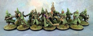 Frostgrave - Cultists Group 2